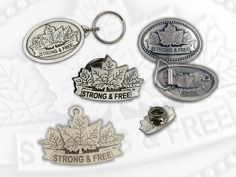 Aitken's Strong & Free Collection